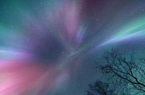 【河内マキエイ】夜空を舞うオーロラを撮影する