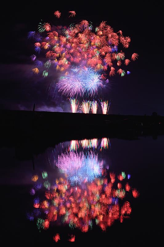 2015年10月 秋田県 大曲の花火:秋の章
