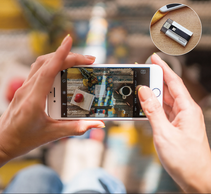 プロカメラマンが教えるiPhone 7を使ったおしゃれな写真の撮り方