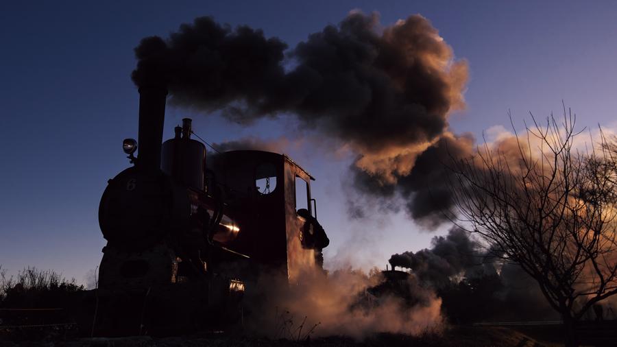 記録メディア : サンディスク エクストリーム プロ SD UHS-Ⅱカード/撮影地:羅須地人鉄道協会まきば線