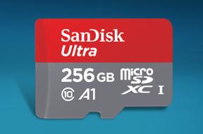 サンディスク ウルトラ microSD UHS-Iカード