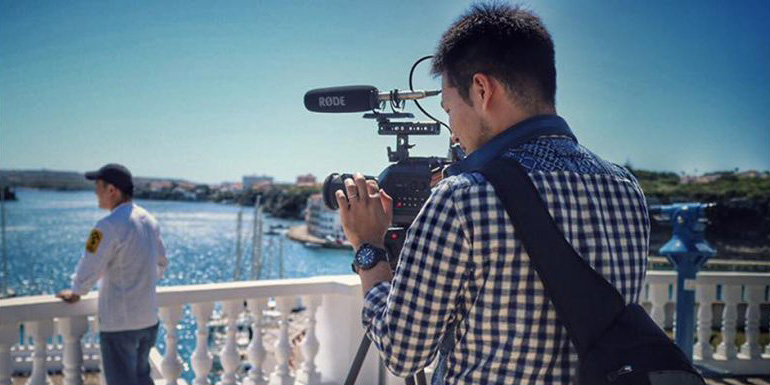 サンディスク エクストリーム900 ポータブルSSDが活躍する映像制作現場 ─ 伊納達也さんの使い方