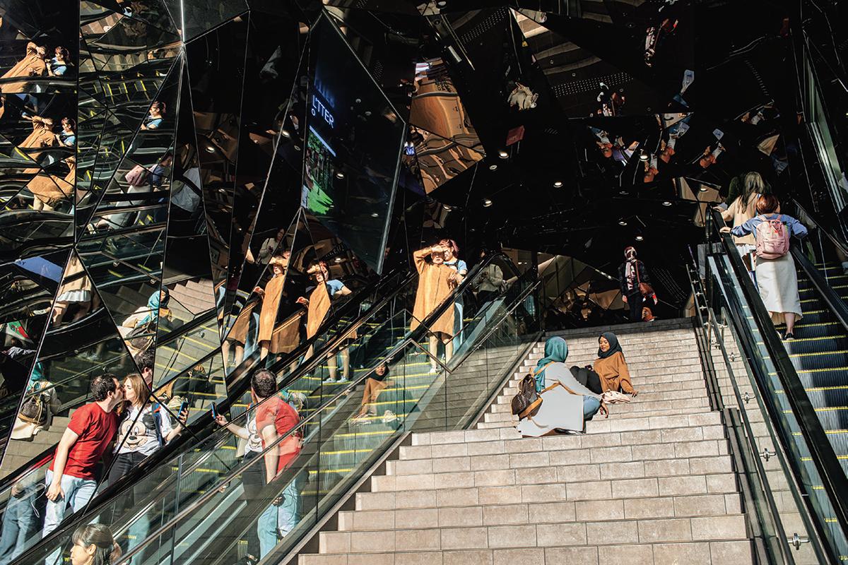 撮影場所:東京都渋谷区原宿