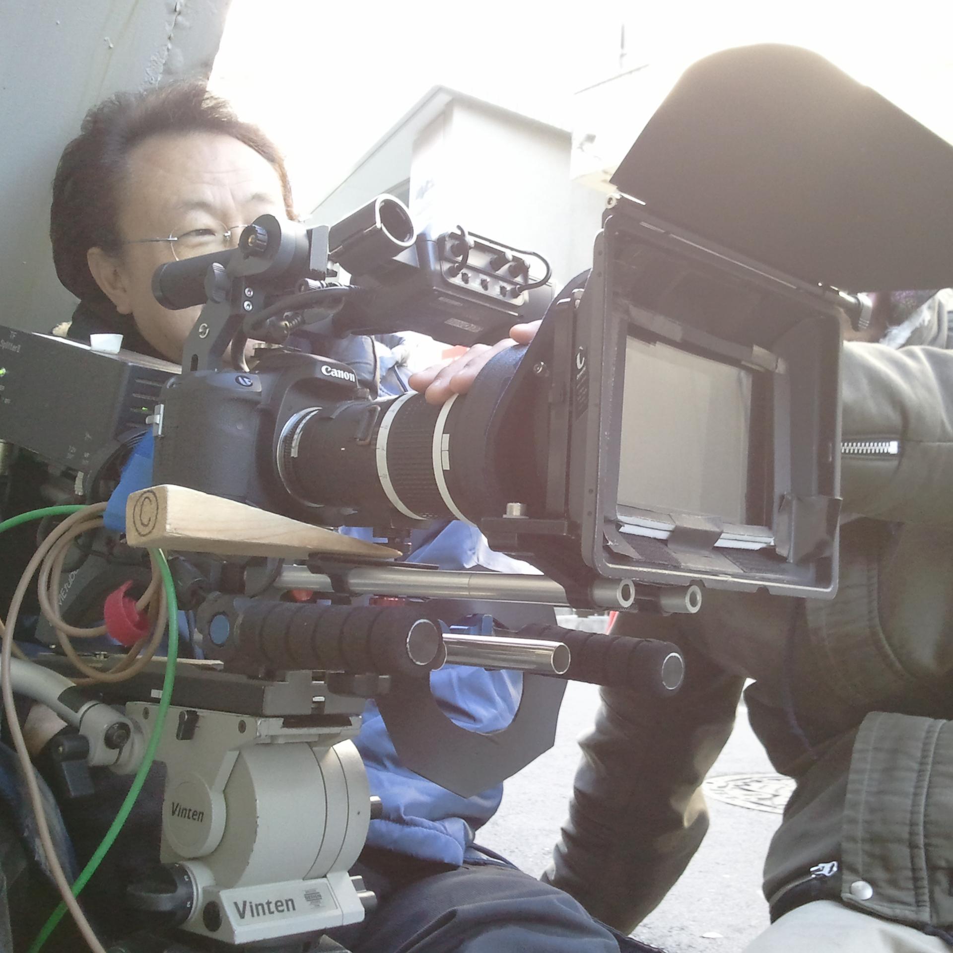 【根岸憲一】デジタル一眼レフカメラによるムービー撮影のコツ