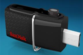 サンディスク ウルトラ デュアル USBドライブ 3.0
