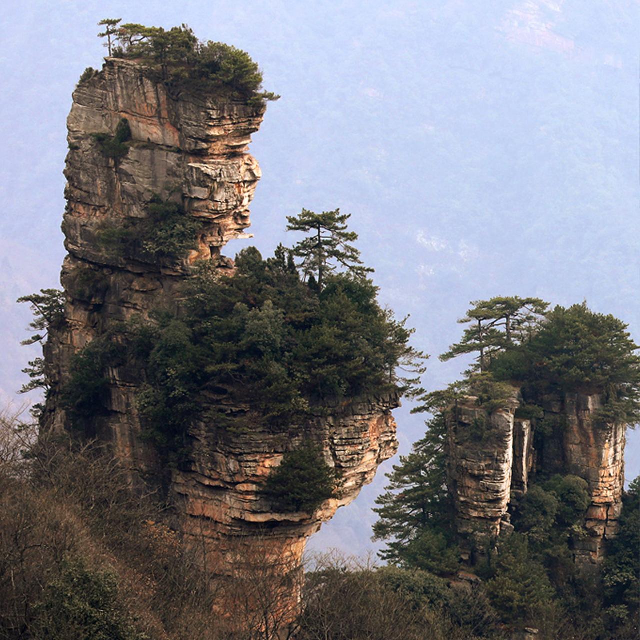 「ミライのキオク」安珠 vol.5 絶景世界自然遺産・張家界とiXpand