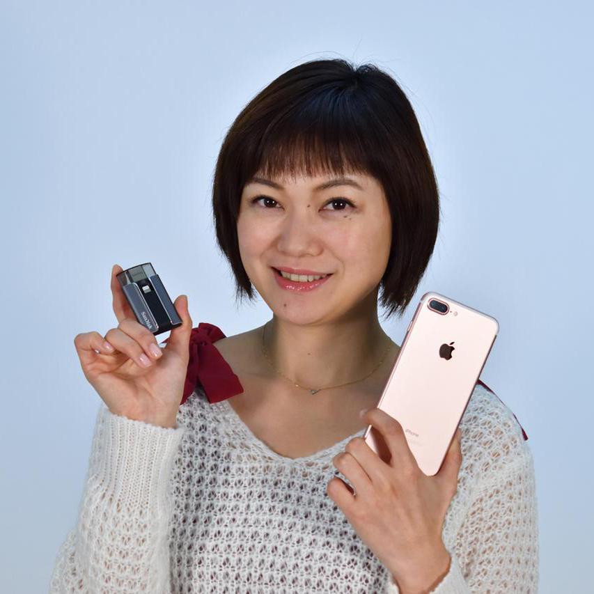 iPhone 7 Plusカメラ機能(写真・動画)の解説!iXpandで簡単にデータを保存!