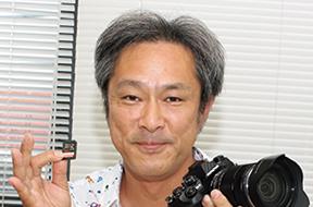 プロが語る 私がサンディスクを選ぶ理由 広田泉さん