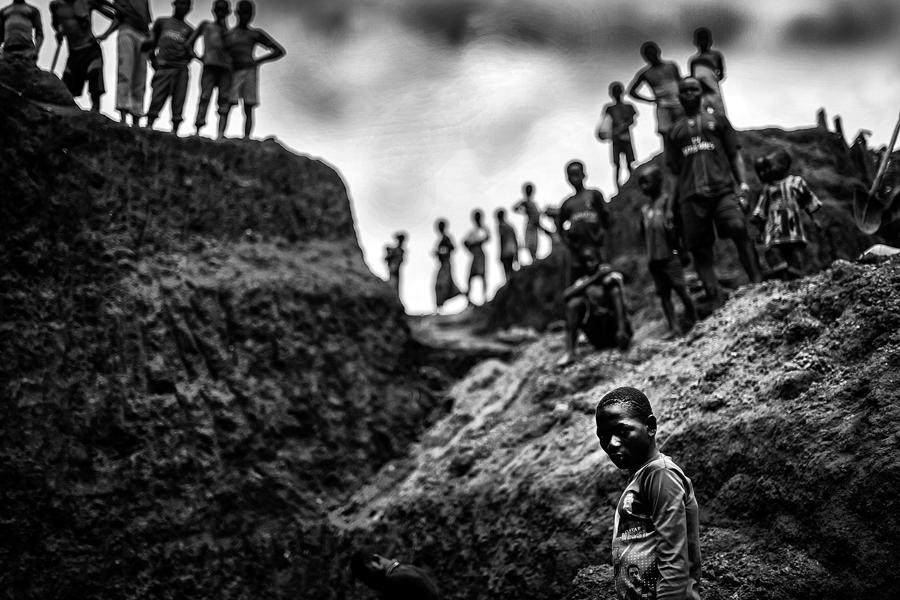 記録メディア:サンディスク エクストリーム プロ コンパクトフラッシュ カード/撮影地:中央アフリカ