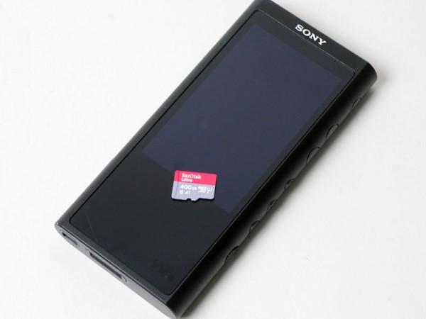 ウォークマン、NW-ZX300