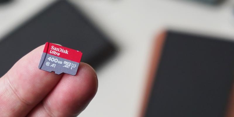 音楽をまるごと持ち歩く! サンディスク400GB microSDが人気DAPでバッチリ使えた