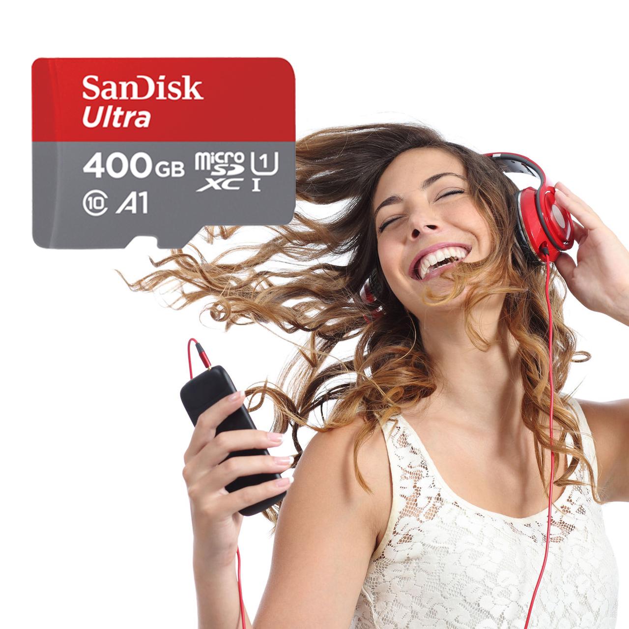 ハイレゾ聴くならサンディスク<br>大容量&ハイスピード、抜群の信頼性