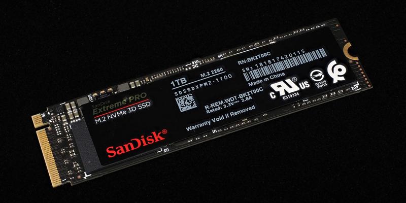 プロ向け最新SSDの圧倒的な性能を体験する<br>「エクストリーム プロ M.2 NVMe 3D SSD」徹底検証