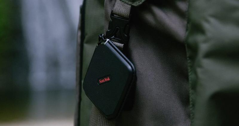 ▲Extreme900は読み、書き出しともに800MB/s前後のスピードをコンスタントに出しておりスピードは安定している。