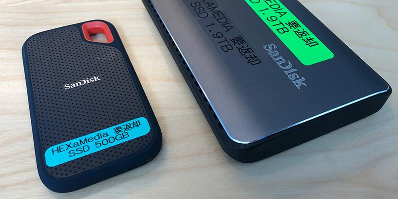 サンディスク エクストリーム ポータブルSSDが 活躍する映像制作現場 ~ 遠藤祐紀さんの使い方