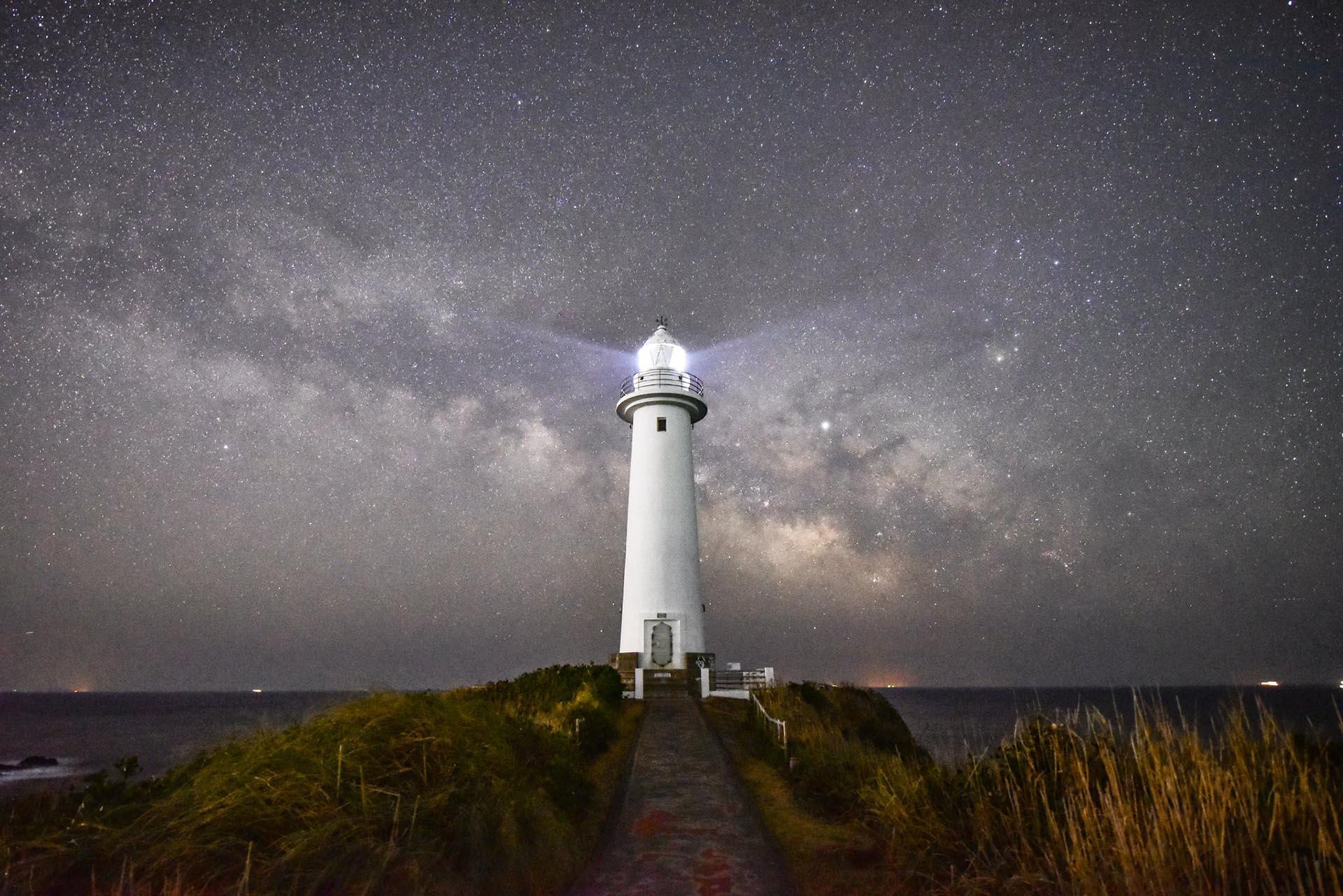 「星空灯台」Nikon D750+ Tamron 15-30/2.8