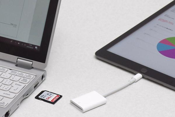 ノートPCとiPhone/iPadでスマートに文書ファイルをやりとり。写真メモを渡すのにも便利だ