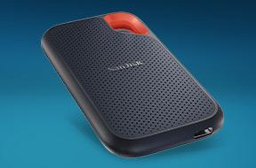 サンディスク エクストリーム®ポータブル SSD